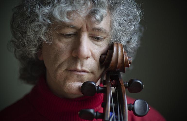 Steven Isserlis, cello - Ottawa Chamberfest